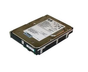 NEW -- Genuine HP 146GB 15K U320 SCSI Hard Drive BF1468A4CC