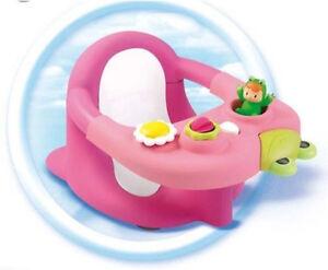 Siège / anneau de bain rose