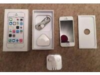 Swap a i phone 5s silver for fishing gear