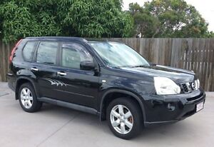 2008 Nissan X-Trail T31 ST-L Black 1 Speed Constant Variable Wagon Pialba Fraser Coast Preview
