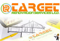 renovations, general contracting & Basement development