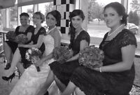 Weekend wedding promo for $800 - full day photo package!!