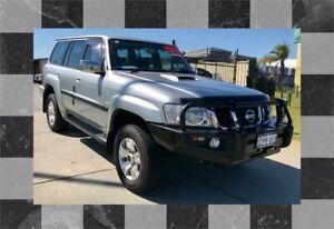 2006 Nissan Patrol GU IV ST (4x4) Silver 4 Speed Automatic Wagon Wangara Wanneroo Area Preview