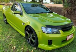 2008 Holden Ute VE SV6 Green 5 Speed Automatic Utility Berrimah Darwin City Preview
