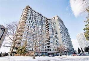One Of The Largest Corner Unit 2Br+Solarium 1Wr 7440 Bathurst St