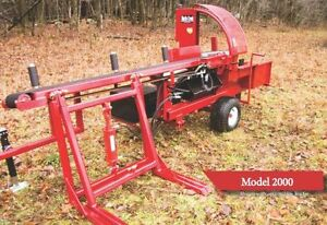 Blacks Creek Firewood Processors & Equipment - Ottawa / Gatineau