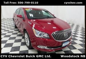 2014 Buick LaCrosse - Heated Leather & Rear Camera