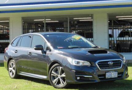 2018 Subaru Levorg V1 MY18 1.6 GT CVT AWD Grey 6 Speed Constant Variable Wagon Victoria Park Victoria Park Area Preview