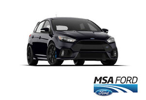 2017 Ford Focus RS Sedan