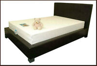 18-BRAND NEW** Queen Memory Foam Mattress