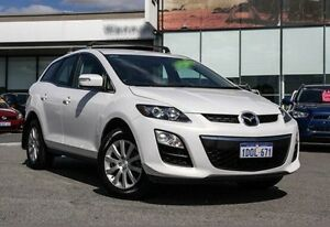 2010 Mazda CX-7 ER10L2 Classic Activematic White 5 Speed Sports Automatic Wagon Pearsall Wanneroo Area Preview