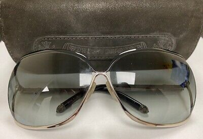 NICE -Chrome Hearts Fish Eye 925 Sunglasses **Free Shipping**