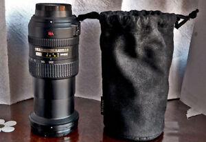 Nikon 18-200mm f/3.5-5.6G-ED AF-S DX lens