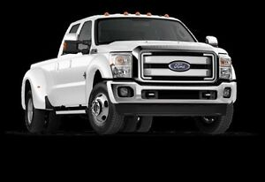 2016 Ford F-350 Lariat Crew Cab Long Bed DRW 4WD