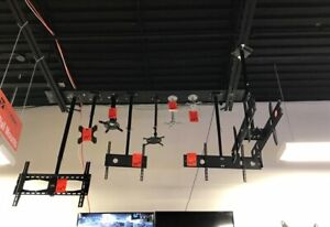 """CEILING TV WALL MOUNTS FOR TV SCREEN FROM 19""""-80"""""""