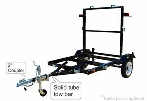 NEW Folding Trailers: sizes 4'x8' or 5'x8' starting at $620 Oakville / Halton Region Toronto (GTA) image 3
