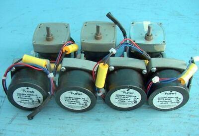 Hurst Model Pb Pn 3204-029 Geared Permanent Magnet Ac Synchronous Motor
