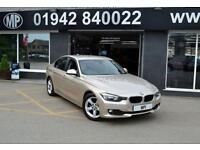2013 13 BMW 3 SERIES 2.0 318D SE 4D 141 BHP DIESEL 6SP S/S SALOON, 22-000M BMWSH