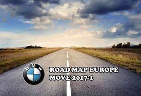 BMW E90, E91, E92, E93, E60, E61 CCC/CIC/NBT IDRIVE SYSTEM ROAD MAPS UPDATE 2017