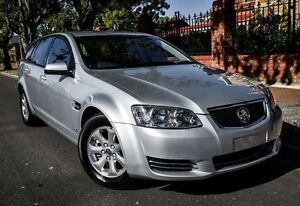 2012 Holden Commodore VE II MY12 Omega Sportwagon Silver 6 Speed Sports Automatic Wagon Medindie Walkerville Area Preview