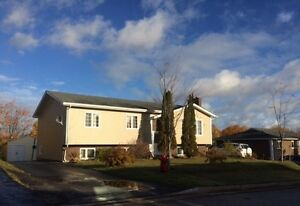 Lovely, spacious 2 apt home on mature lot in Clarenville!