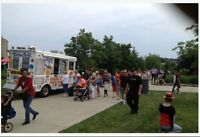 ICE CREAM TRUCK FOR EVENTS AND PARTY.