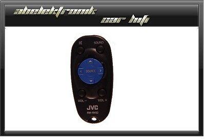 JVC RM-RK50 Remote control JVC RM-RK50