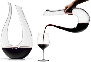 Amadeo wine decanter by Riedel ~ original price $550 West Island Greater Montréal image 1