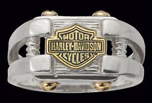 HARLEY-DAVIDSON-STERLING-SILVER-RING-11