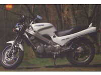 honda ntv600 ntv650 2 bikes breaking previously for spares