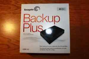 Seagate Backup Plus 4TB Desktop External Hard Drive