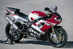 2001 YAMAHA YZF R6 - COMPLETE PART OUT
