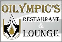 Oilympic's Restaurant & Lounge HIRING FT Cooks! Apply Today!