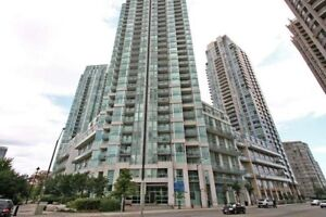 Condo for RENT - Square one MISSISSAUGA (1 BED + DEN - 2 WR)