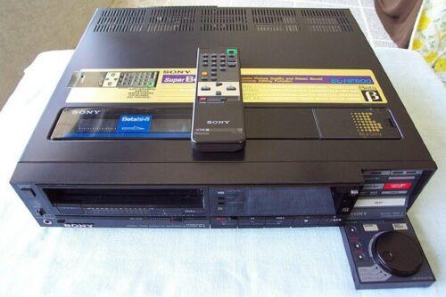 Fully Restored Sony SL-HF900 Stereo HiFi Super Betamax - ***90 Days Warranty***