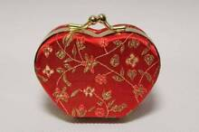 Small Red Asian/Chinese Jewellery Box Boondall Brisbane North East Preview