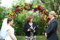 Licensed Wedding Officiant, Ordained Minister