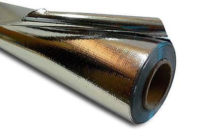 1000 sqft Super R Plus Radiant Barrier Attic Foil Reflective Insulation SOLID