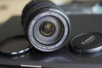 mint canon EF S 17 85 IS USM zoom lens