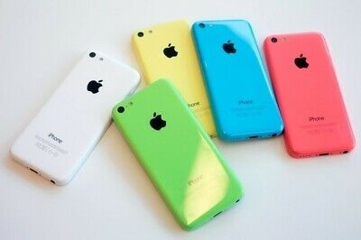 Apple iPhone 5c - 8GB 16GB - Factory Unlocked CDMA / GSM - ALL Colors