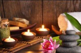 Thai massage body massage