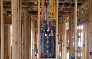 **Not your average Electrican! Call 416 770 5306