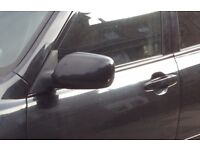 Lexus is200 black 2o2 wing mirror full unit electric folding 98-05 breaking spares is 200 is300 post