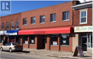 EXCELLENT DOWNTOWN COMMERCIAL PROPERTY FOR SALE OR RENT!