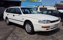 1996 Toyota Camry Wagon AUTOMATIC 259KM cold air RWC only $1999 South Brisbane Brisbane South West Preview