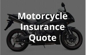 ***SAVE ON YOUR MOTORCYCLE INSURANCE***