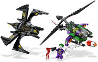 Lego 6863 Batman Batwing Battle Over Gotham City (retired)