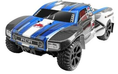 Redcat Racing Blackout SC Pro 1/10 Brushless Electric Short Course RC Truck Blue