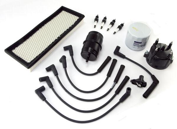 engine ignition tune up kit for jeep wrangler yj 1994 95 2. Black Bedroom Furniture Sets. Home Design Ideas