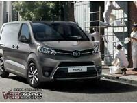 2021 Toyota Proace Proace Active Compact 1.5 100ps Van Diesel Manual